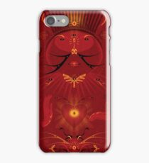 Shaman Heart Space iPhone Case/Skin