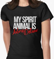 Spirit Animal - Adore Delano Women's Fitted T-Shirt