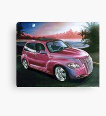 Custom PT Cruiser Canvas Print