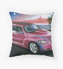 Custom PT Cruiser Throw Pillow