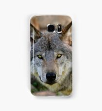 Timber Wolf Samsung Galaxy Case/Skin
