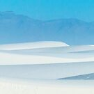 White sands graphic by Linda Sparks