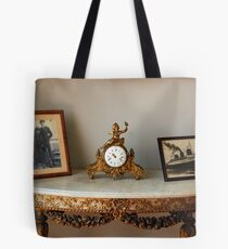A Traveller's Table Tote Bag
