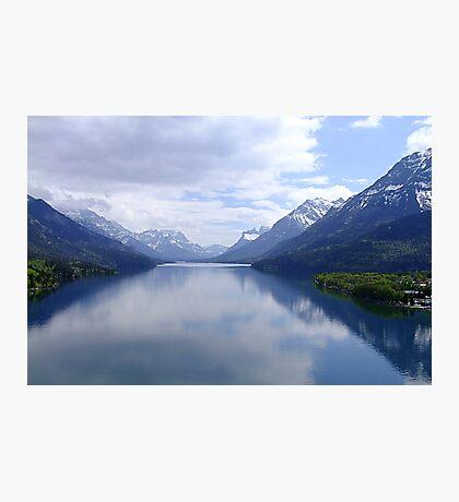 Beautiful Waterton Photographic Print