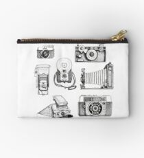 Vintage Camera Collection Studio Pouch