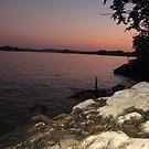 summer evening in TN by Sandra Hopko