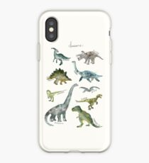 Dinosaurier iPhone-Hülle & Cover