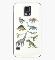 Dinosaurs Case/Skin for Samsung Galaxy