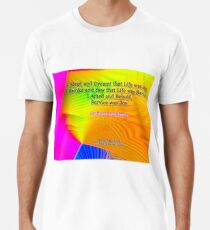 I Slept and Dreamt Premium T-Shirt