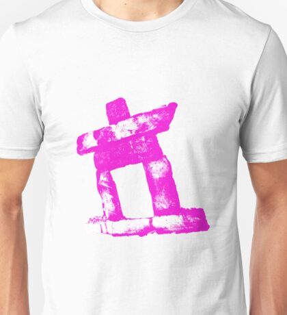 Canada rock man  -PINK- T-Shirt