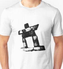 Canada rock man -BLACK- Unisex T-Shirt