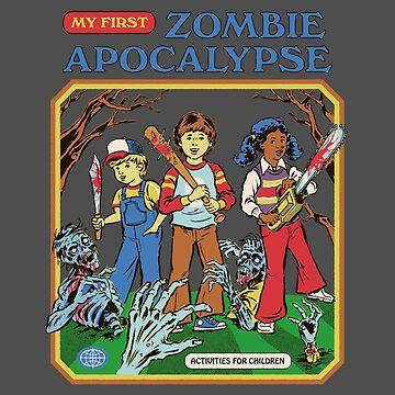 Meine erste Zombie-Apokalypse von stevenrhodes