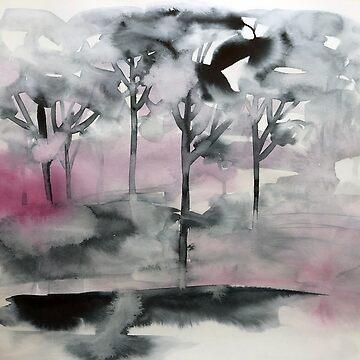 rosa Nebel von mariannat
