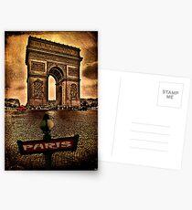Arc de Triomphe de l'Étoile Postcards