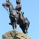 Royal Scots Greys' memorial by emanon