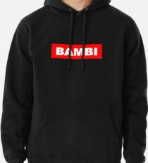 Bambino ! Pullover Hoodie
