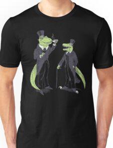 Tea Rex and Velo Sir Raptor T-Shirt