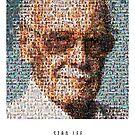 Stan Lee Zitat Poster von Paul Chang