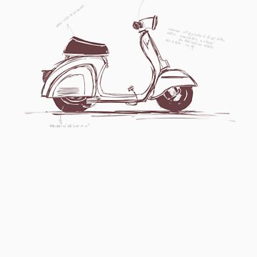 Scoot! by shocco
