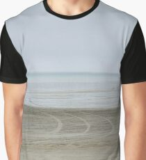 Airport on the beach Graphic T-Shirt