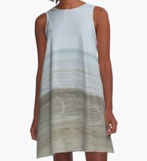 Airport on the beach A-Line Dress