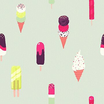 Freshy Ice Creams by designhp