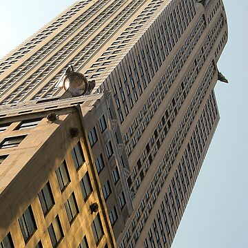 Chrysler Building by JohnDalkin