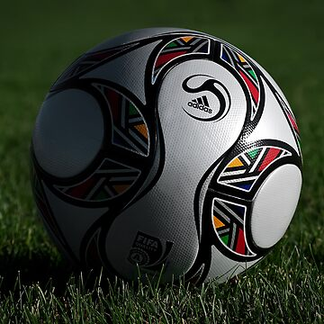 Fifa South Africa Soccer Ball by laurasanders