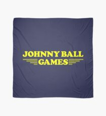 NDVH Johnny Ball Games 1981 Scarf