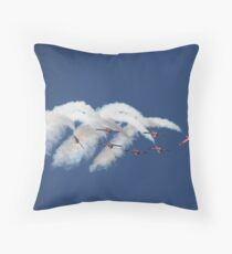Inverted Split Throw Pillow