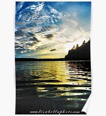 Parry Sound, Ontario Canada Poster