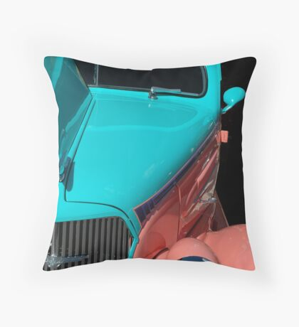 37 Chevy! Throw Pillow