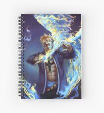 Marco the Phoenix Spiral Notebook