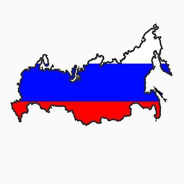Zammuel's Country Series - Russia (Blank) by Zammuel