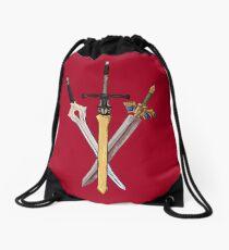 Fire Emblem - Legendary Swords Drawstring Bag