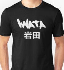 Camiseta ajustada Iwata Black