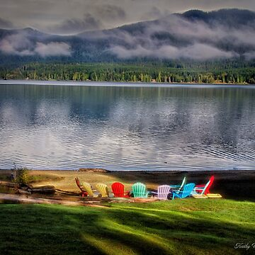 Lake Quinault by kdxweaver