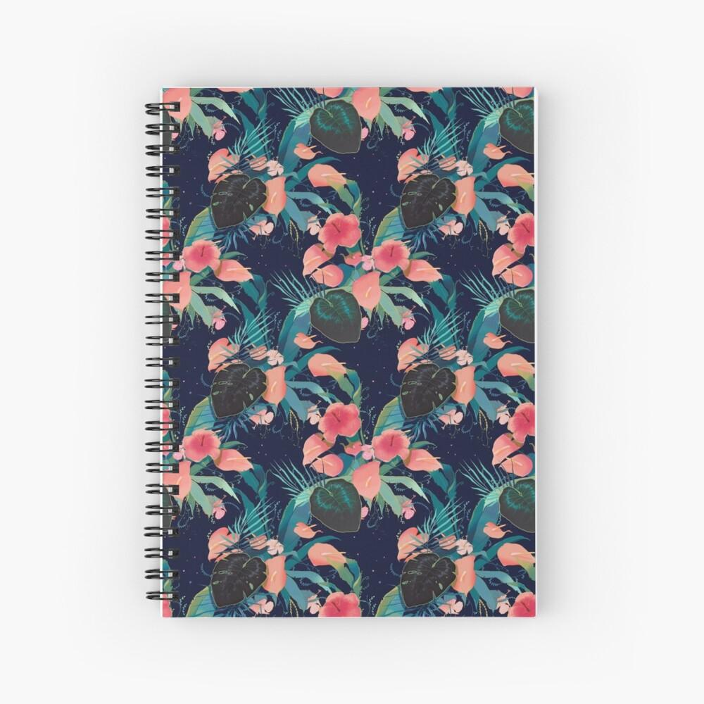 B.T.W.2 Spiral Notebook
