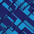 3D abstrakter futuristischer Hintergrund X. 14 von tamaya111