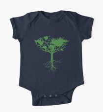 Earth Tree Classic Baby Body Kurzarm