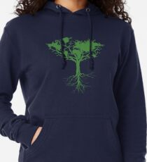 Earth Tree Classic Leichter Hoodie