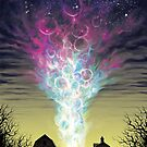 The Colour Out of Space - Colour Variant 1 by Paul Mudie