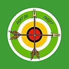 Arrows Right on Target by elledeegee