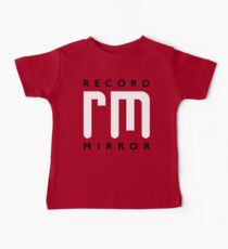 NDVH Record Mirror Baby Tee