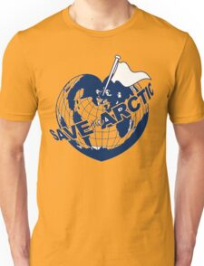 SAVE THE ARCTIC - GREENPEACE Unisex T-Shirt