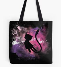 Galaxy Mew - Pokemon Tote Bag