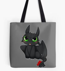 Toothless - How to Train your dragon Tote Bag