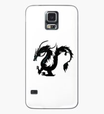 Dragon Japonais Case/Skin for Samsung Galaxy