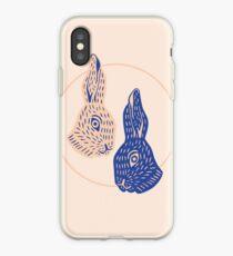 Vinilo o funda para iPhone Rabbitybabbity