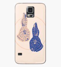 Funda/vinilo para Samsung Galaxy Rabbitybabbity